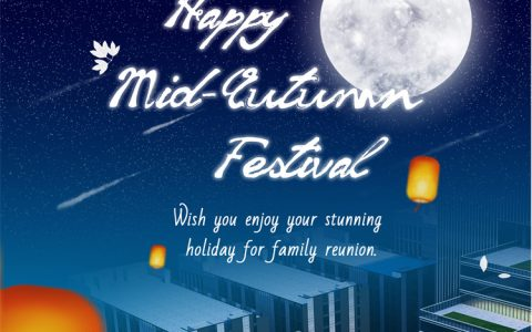 Holiday Notice of Mid-Autumn Festival